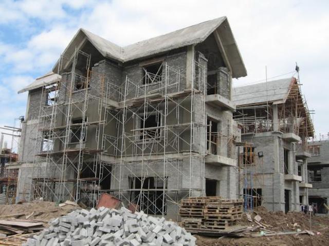 Khi xây nhà phần thô, bạn nên hạn chế thay đổi thiết kế