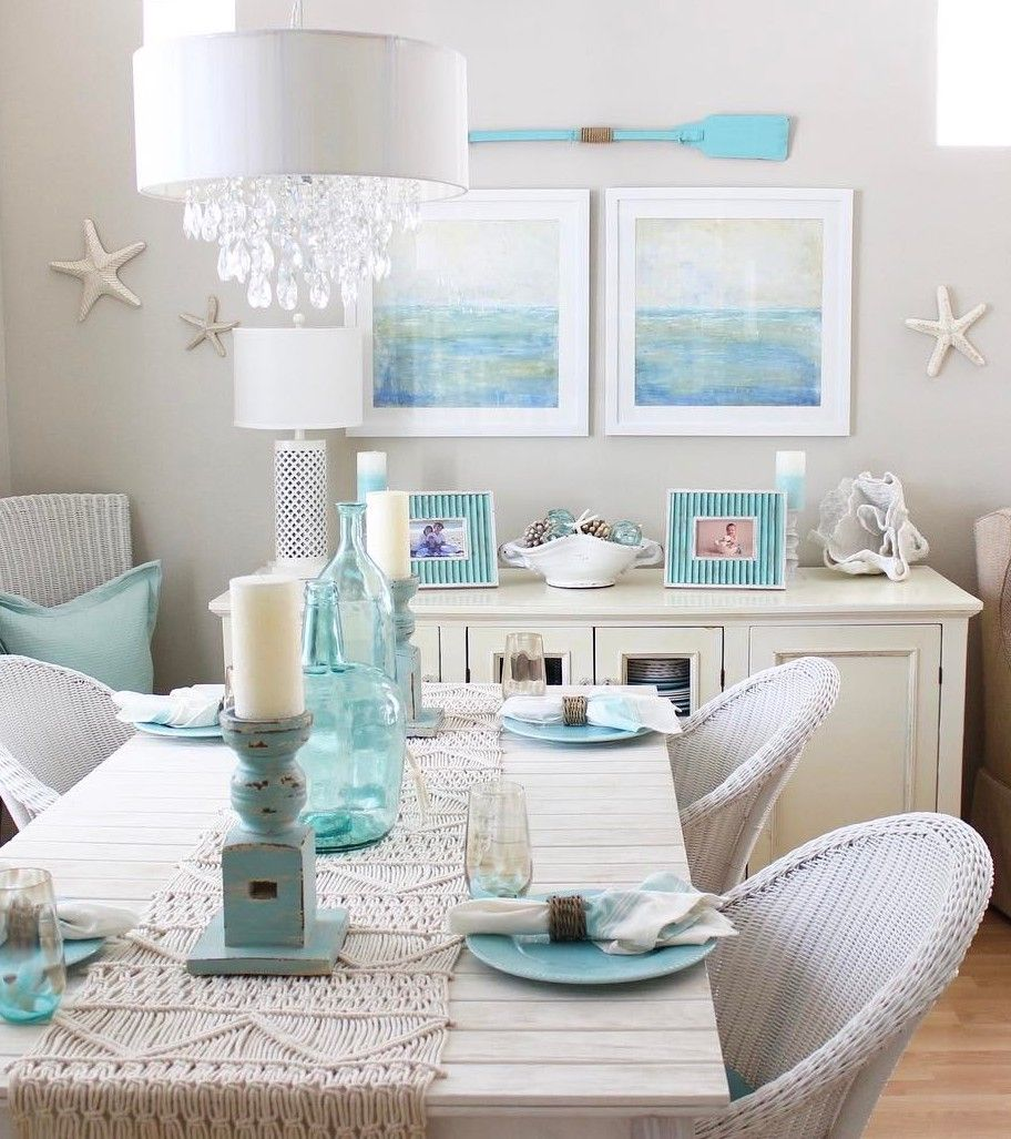 Dance with Nautical Theme for Your Dining Room