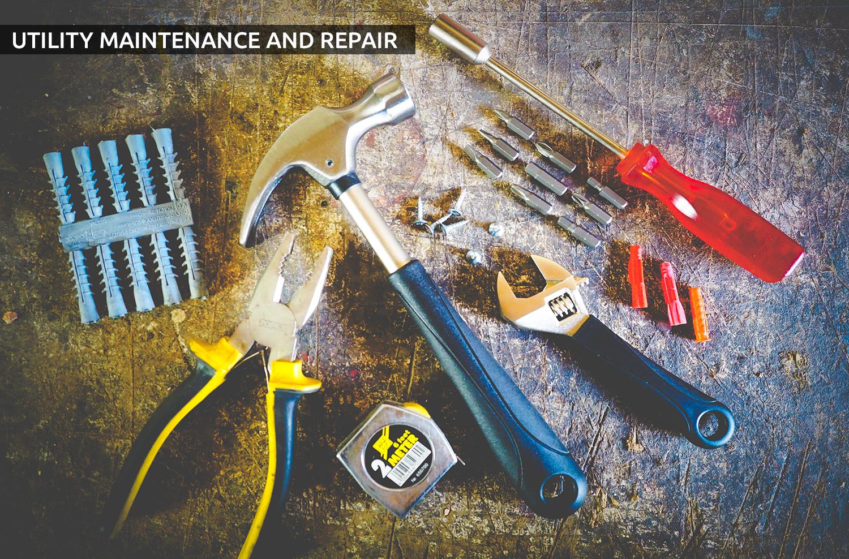 utility maintenance and repair