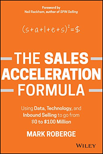 Books for SaaS Marketers - Sales Acceleration