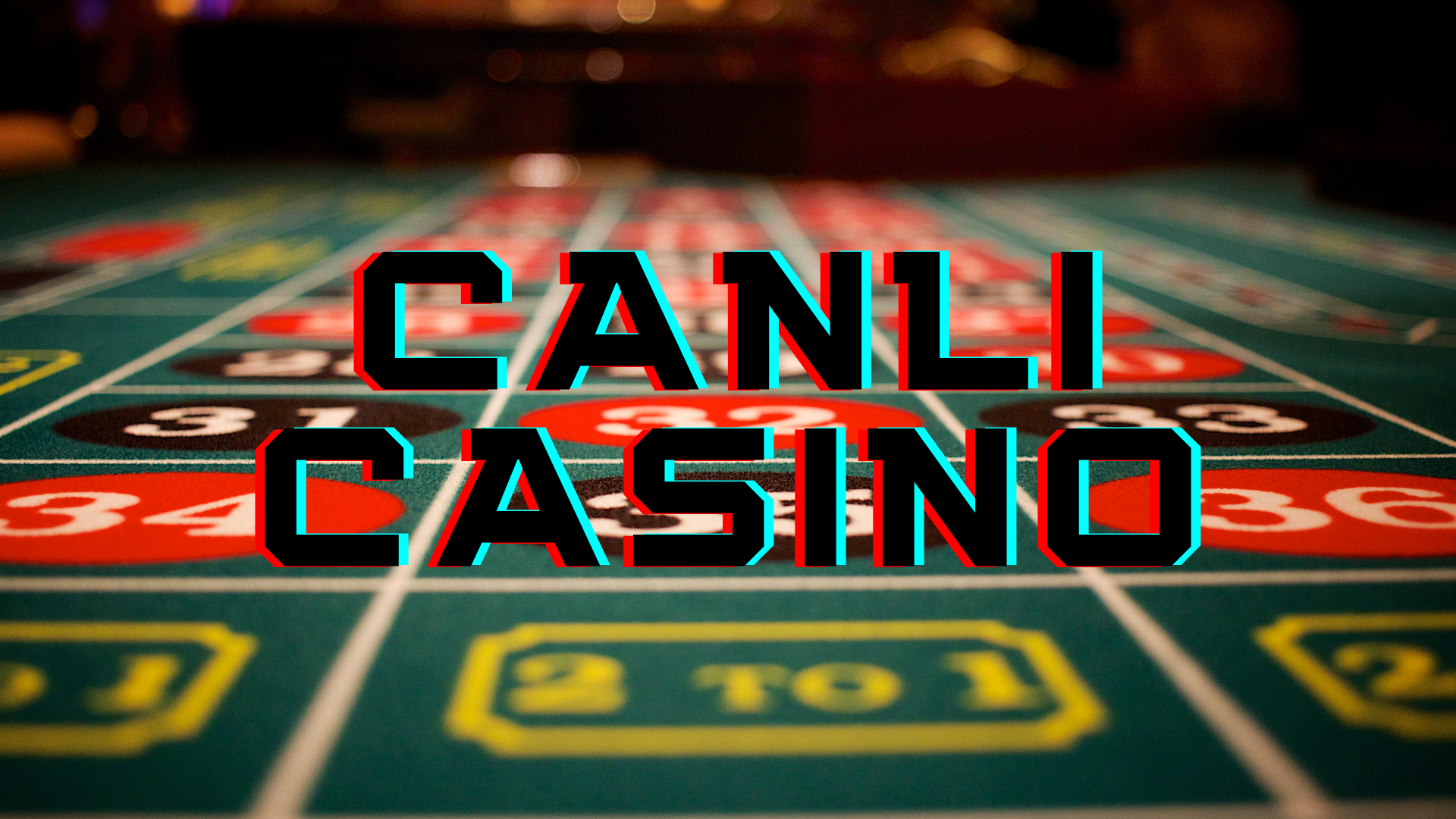 Casino - Canlı casino