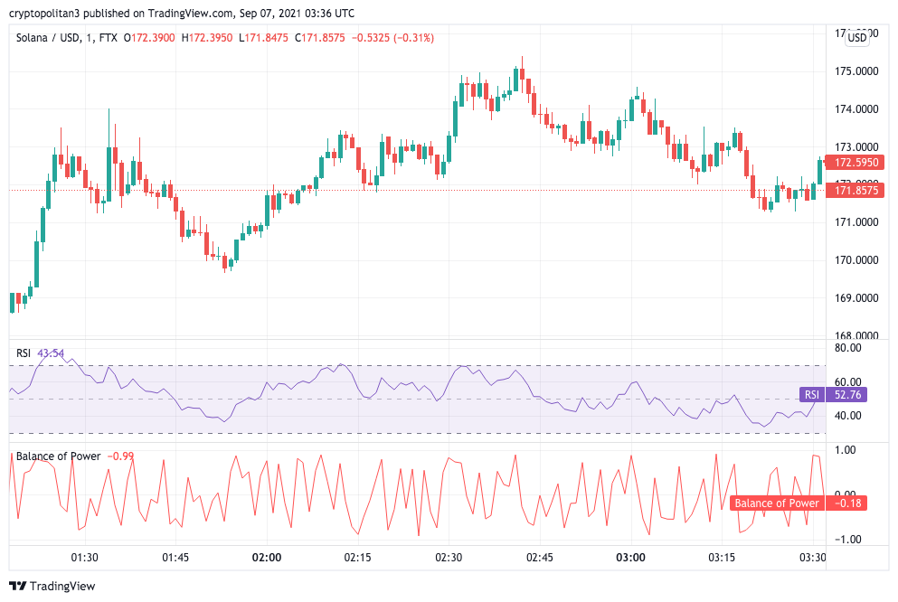 Solana Price Analysis: SOL/USD rallies to new highs at $175 2