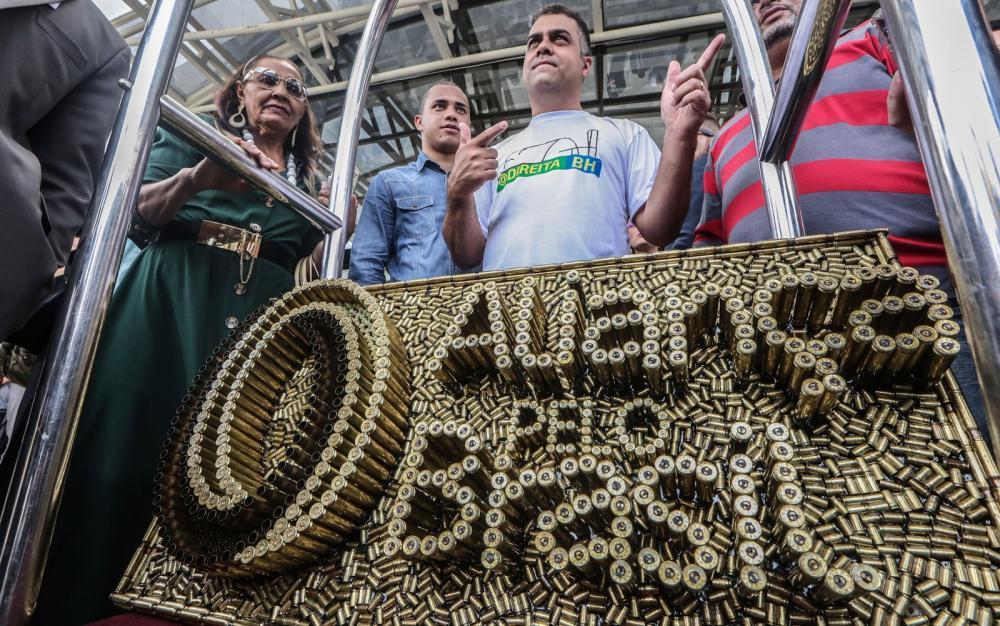 Resultado de imagem para Fotos do lançamento do novo partido de Bolsonaro
