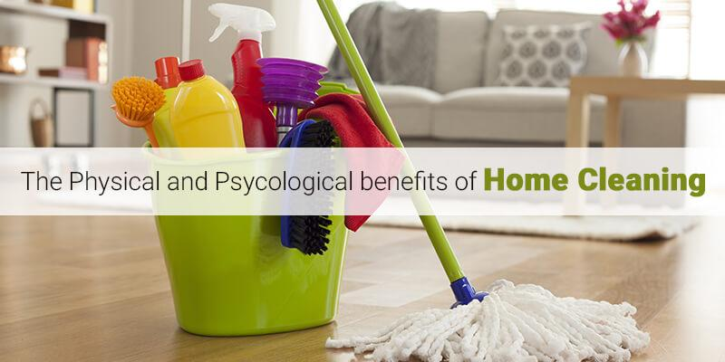 The Physical and Psychological Advantages of Using Vacuum Cleaner