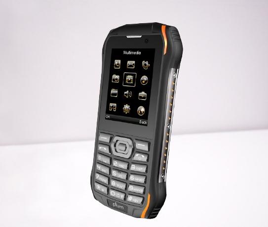 Plum Ram 7-3G Phone