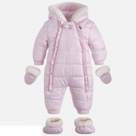 Kombinezon dla dzieci na zimę - kombinezon dziecięcy zimowy