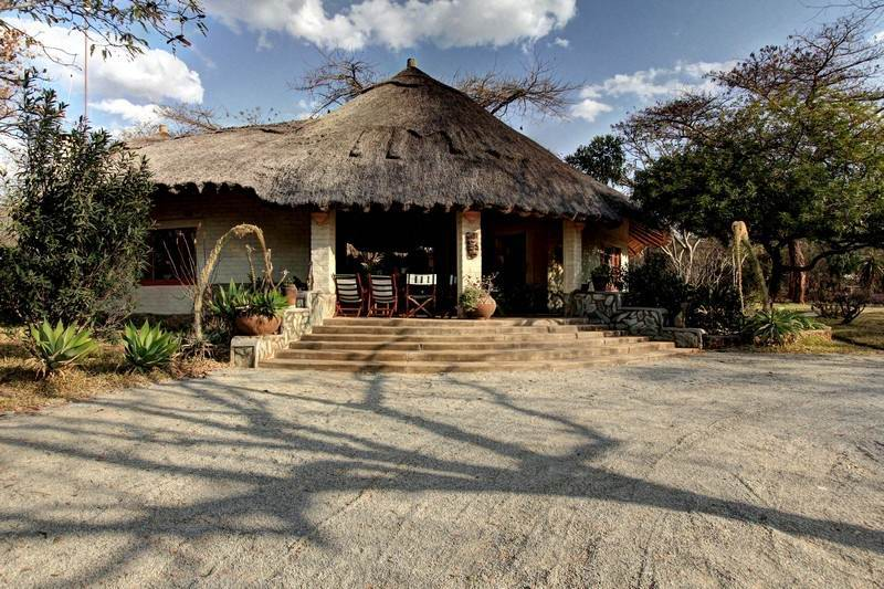 tranquil retreat near Mutare