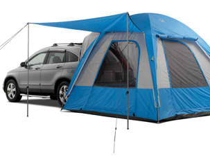 Fisher Honda has the best accessories to make your Honda c&ing ready  sc 1 st  Fisher Honda & Fisher Honda Makes Camping in Colorado Easier with Genuine Honda ...