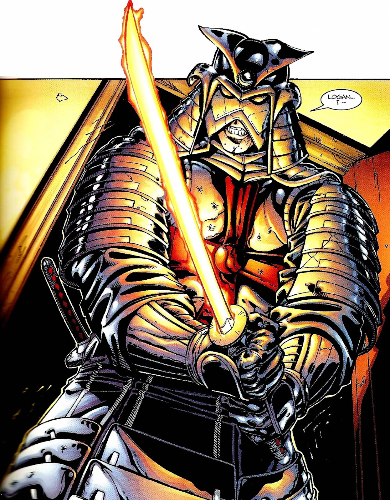 Image result for Kenuichio Harada Silver Samurai
