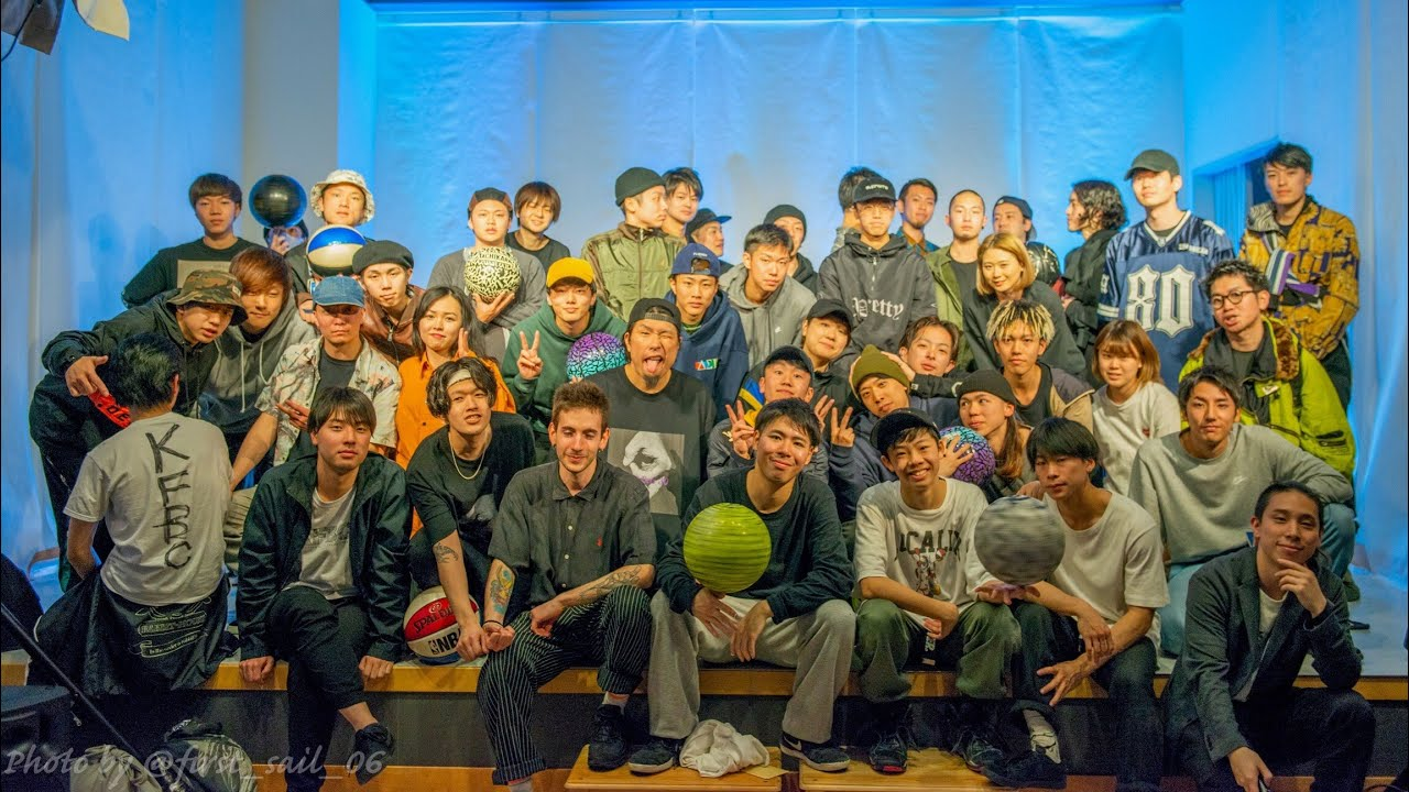 KFBC 3周年記念 特別編(freestylebasketball) - YouTube