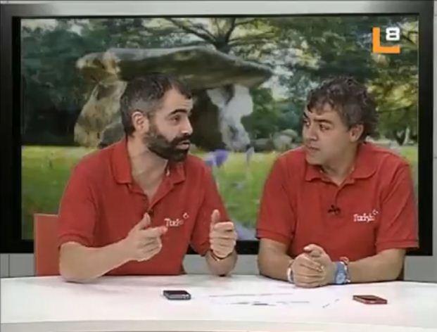 Cercud Baamonde en Localia TV