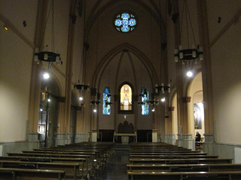 Resultado de imagen de parroquia mare de deu de nuria