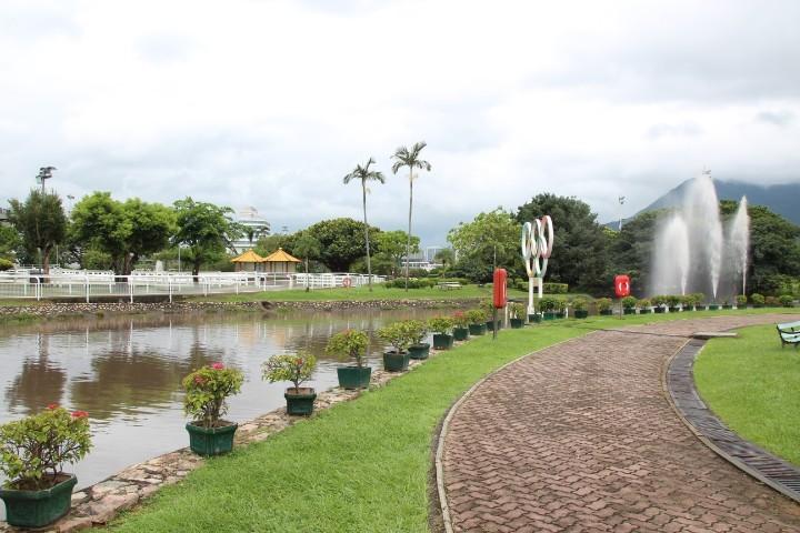 沙田彭福公園