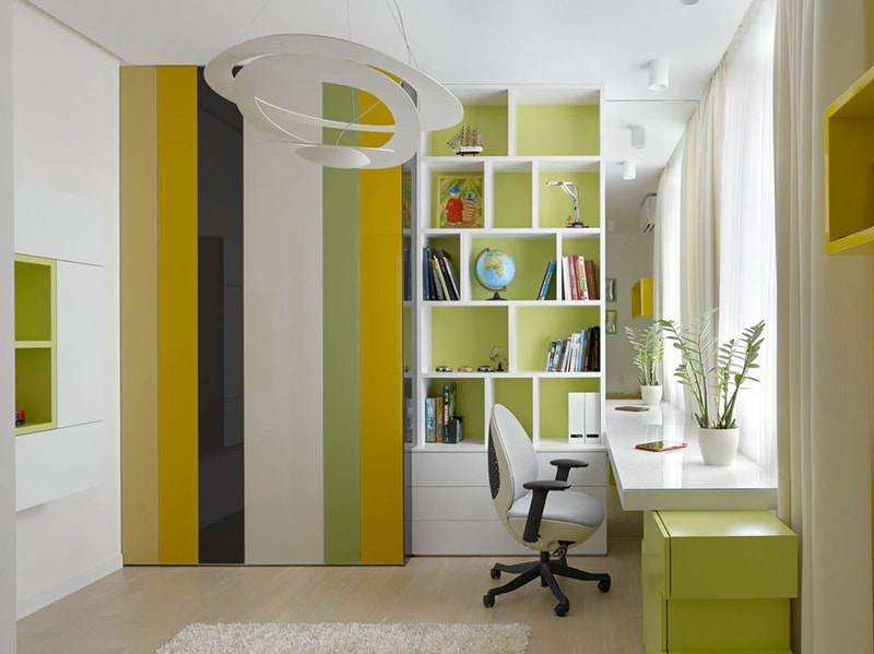 Tự thiết kế cho mình một không gian làm việc là điều tuyệt vời