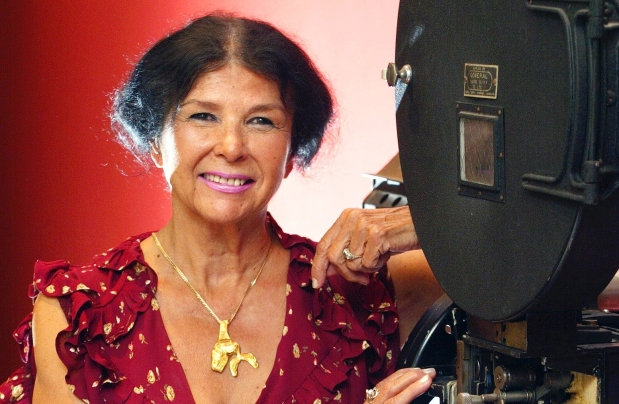 Veteran filmmaker Alanis Obomsawin, pictured here in 2002, did a documentary about the suicide of Alberta Métis youth Richard Stanley Cardinal, who hanged himself in 1984.