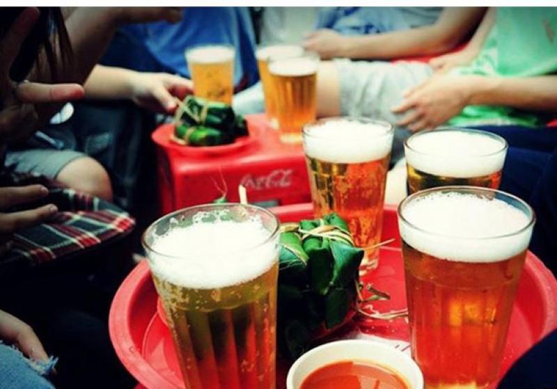 Địa chỉ các quán bia hơi hà nội