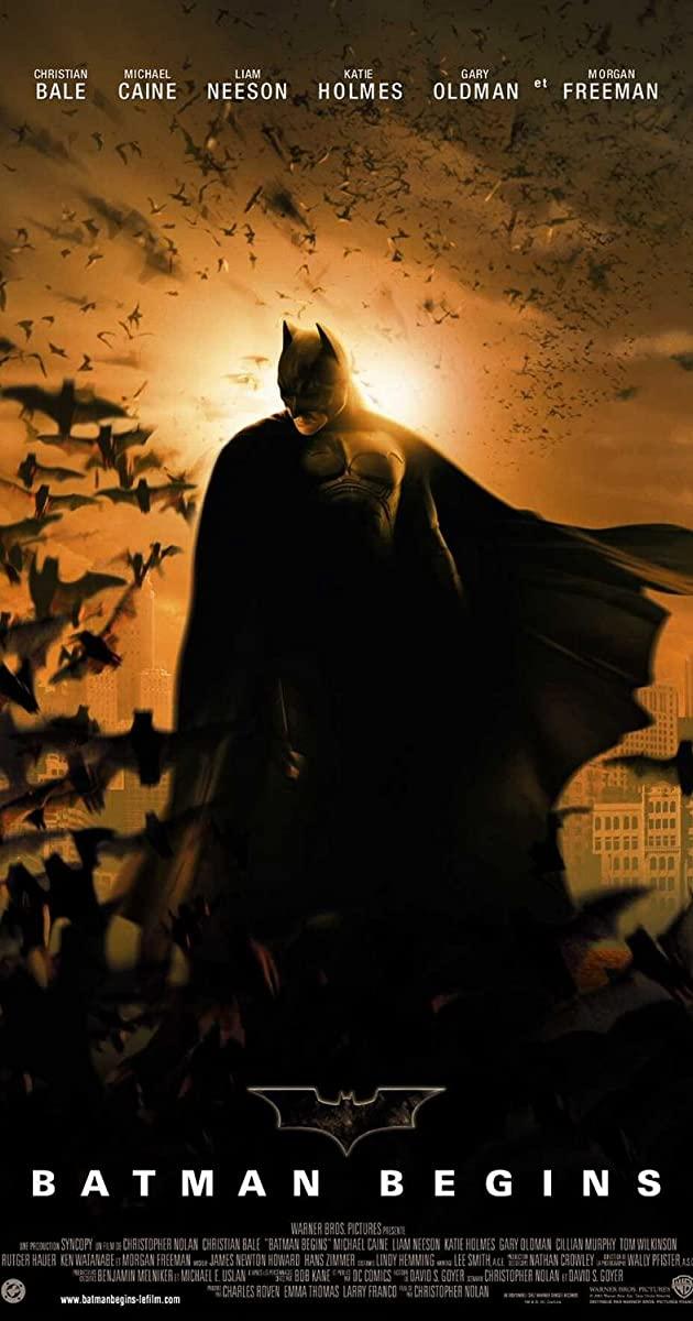 Batman Begins, Director Christopher Nolan