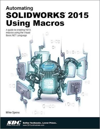 U423 Book Pdf Download Automating Solidworks 2015 Using Macros By