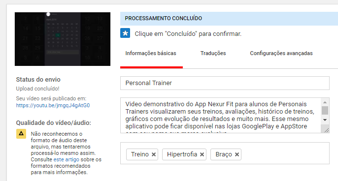 Marketing para personal trainer usando o Youtube