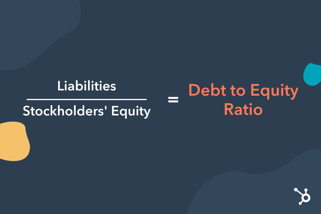 Financial Leverage Ratio Debt-to-Equity Ratio