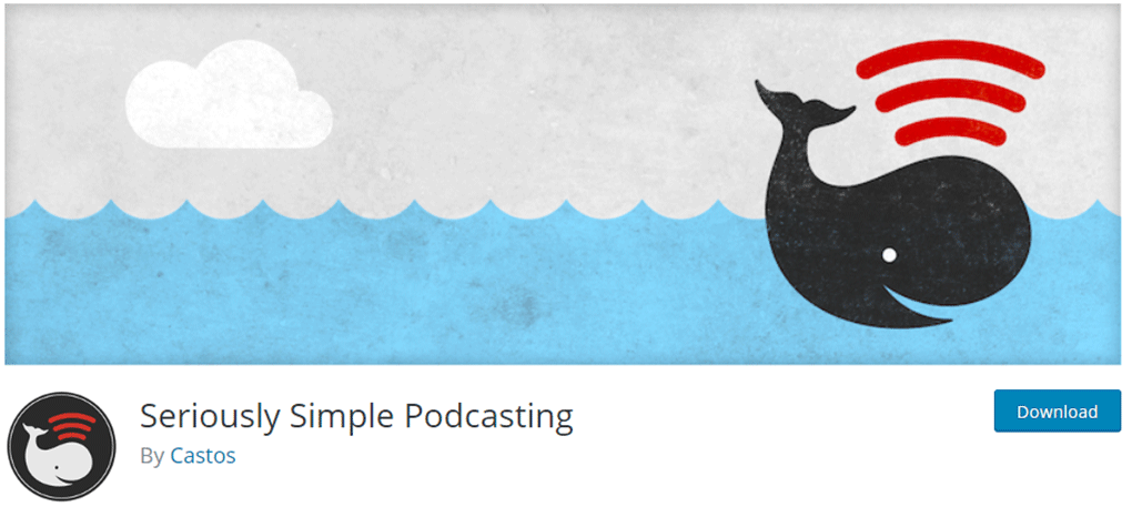 seriously simple podcasting para reprodução de música no wordpress