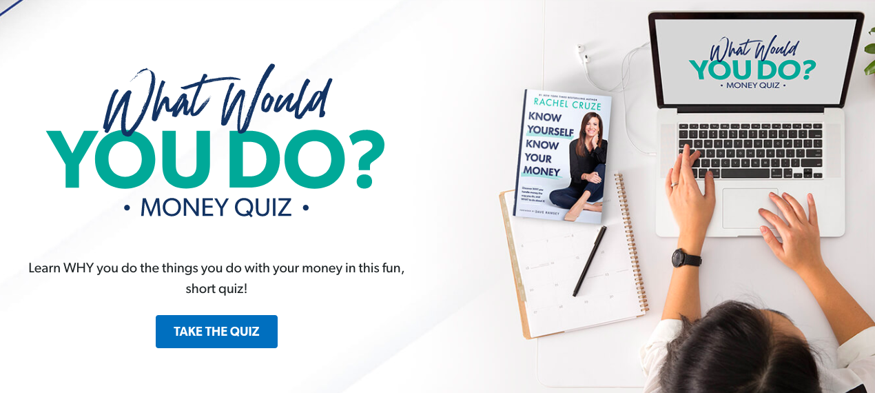 What would you do money quiz cover