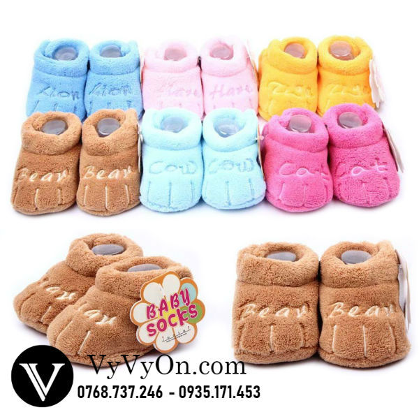 giầy, vớ, bao tay cho bé... hàng nhập cực xinh giÁ cực rẻ. vyvyon.com - 16