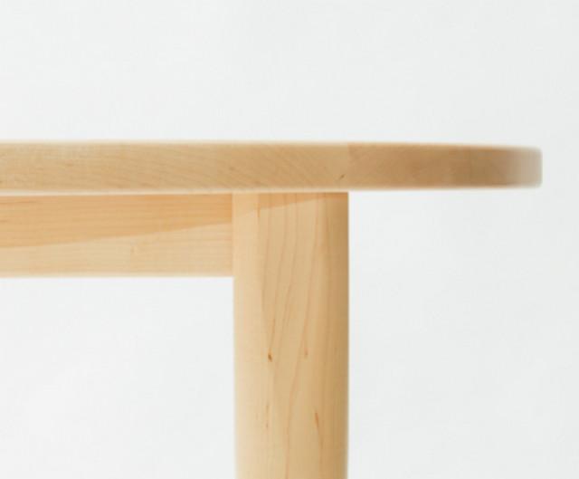 MUKU 丸型ダイニングテーブル(MUKU工房オリジナル)