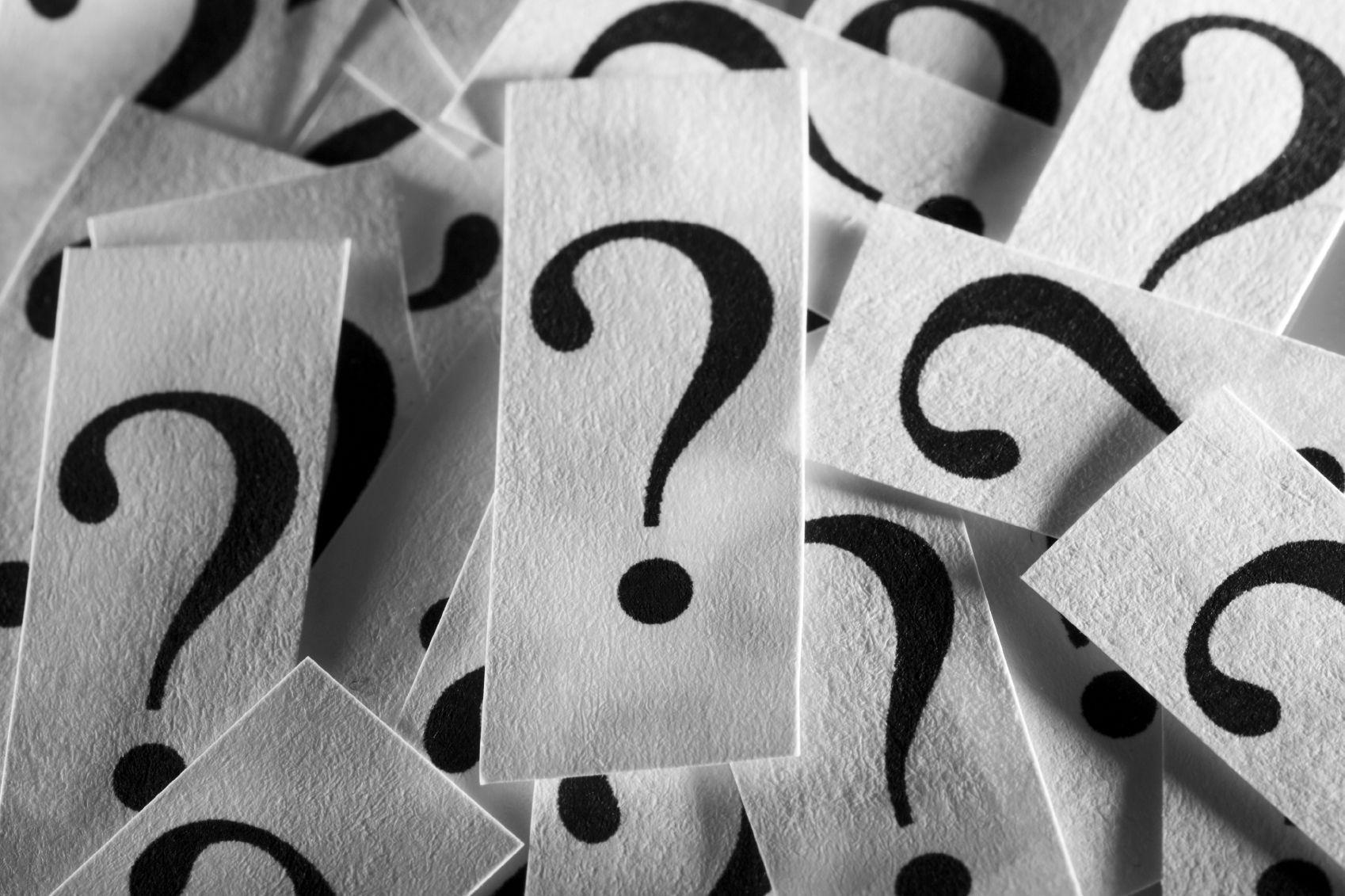 Question Mark Wallpapers - Wallpaper Cave