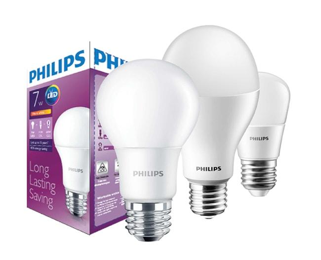 Bóng đèn led bulb Philips siêu khuyến mãi