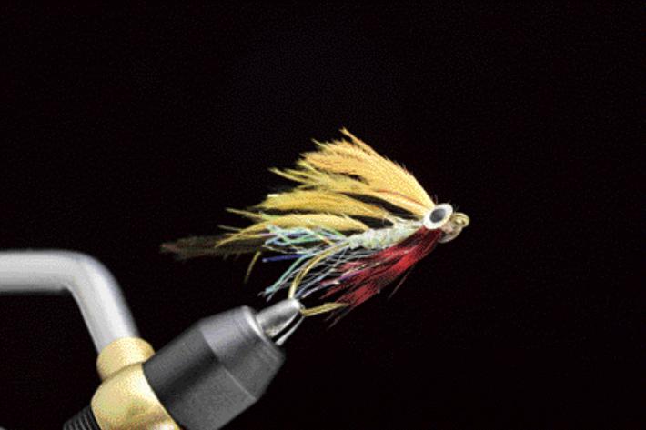 木村さんのおすすめのトラウト用フライのマラブーストリーマー