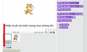 Hướng dẫn sử dụng Scratch từ A đến Z