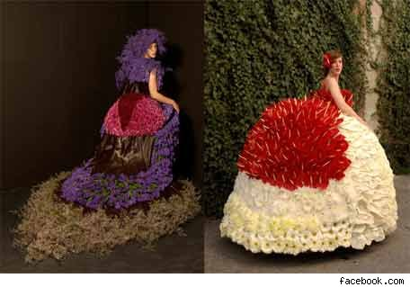 Couture Flowers