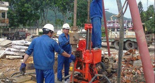 Tiêu chuẩn khoan địa chất