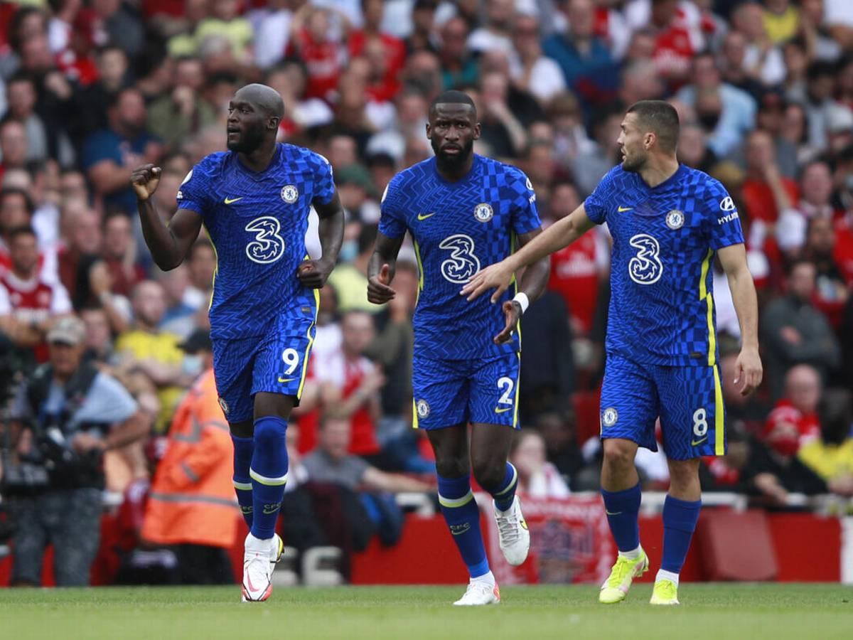 Lukaku đang giúp cho Chelsea đã mạnh còn mạnh thêm