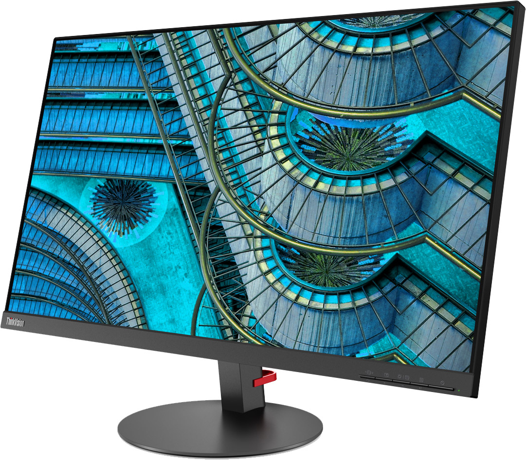 Фото 1. Монитор Lenovo ThinkVision S27i-10 (61C7KAT1EU)