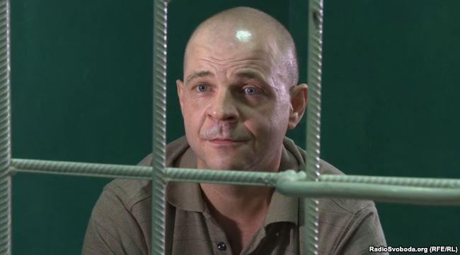 Олег Нечипуренко отбывал наказание в тюрьме, контролируемой боевиками