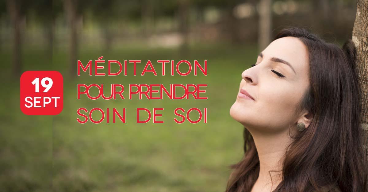PG Méditation pour prendre soin de soi