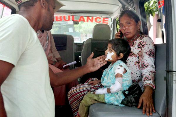 Photos: Muzaffarnagar communal violence