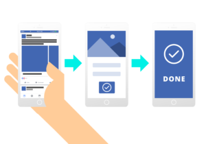 Facebook lead form ads campaign process