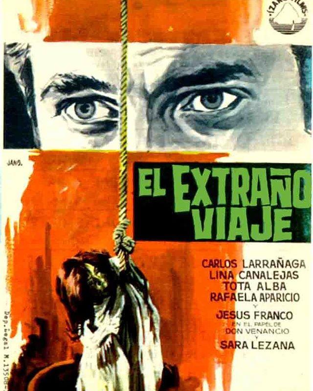 El extraño viaje (1964, Fernando Fernán-Gómez)