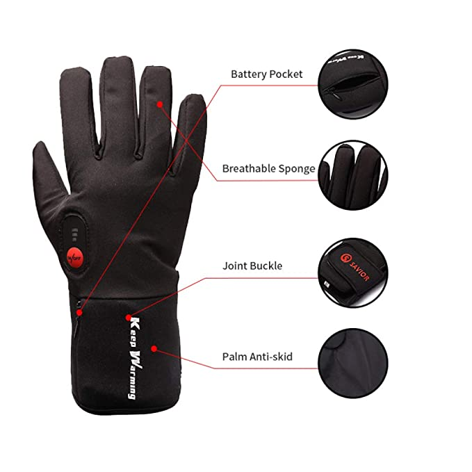 Battery Operated Best Heated Gloves