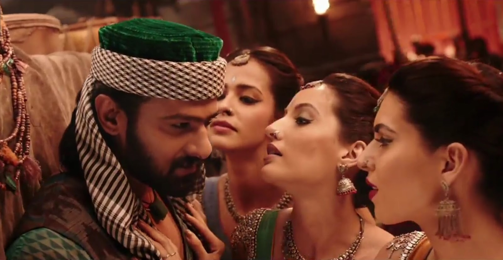 3) An item number in Bahubali