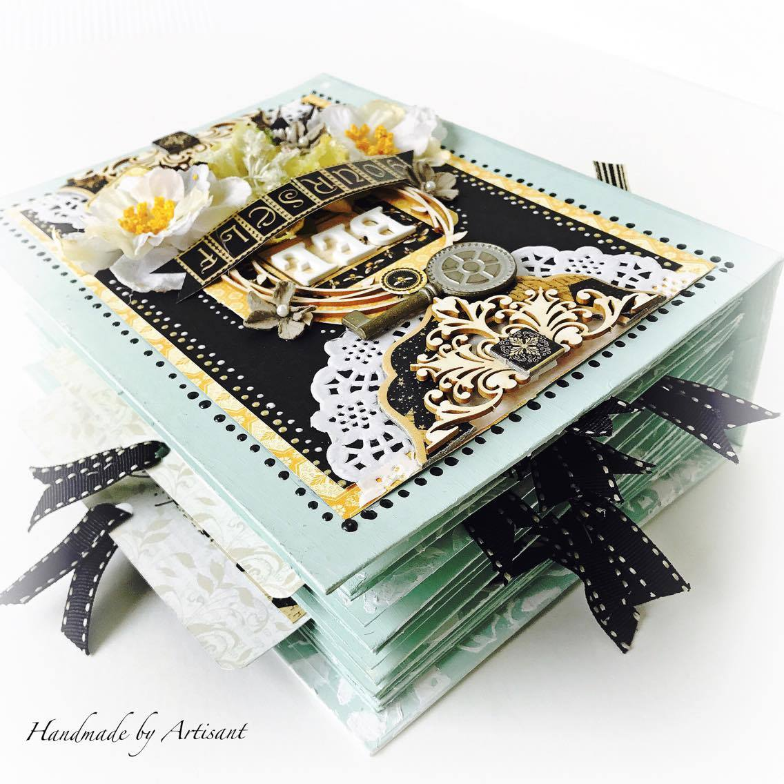 Rectangle Tag and Pocket album tutorial for G45, by Aneta Matuszewska, photo 3.jpg