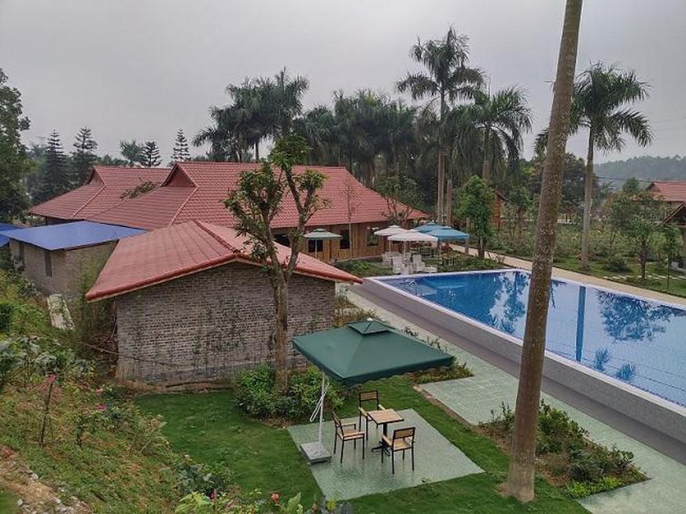 Khu du lịch sinh thái Yasmin Farm Cao Ngạn Thái Nguyên