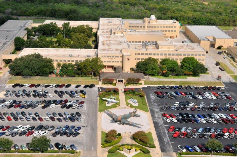 Air Force ISR Agency, Lackland AFB