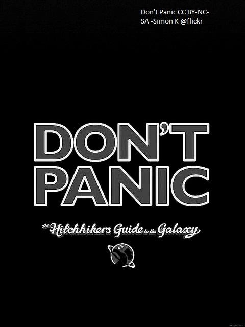 Don't Panic