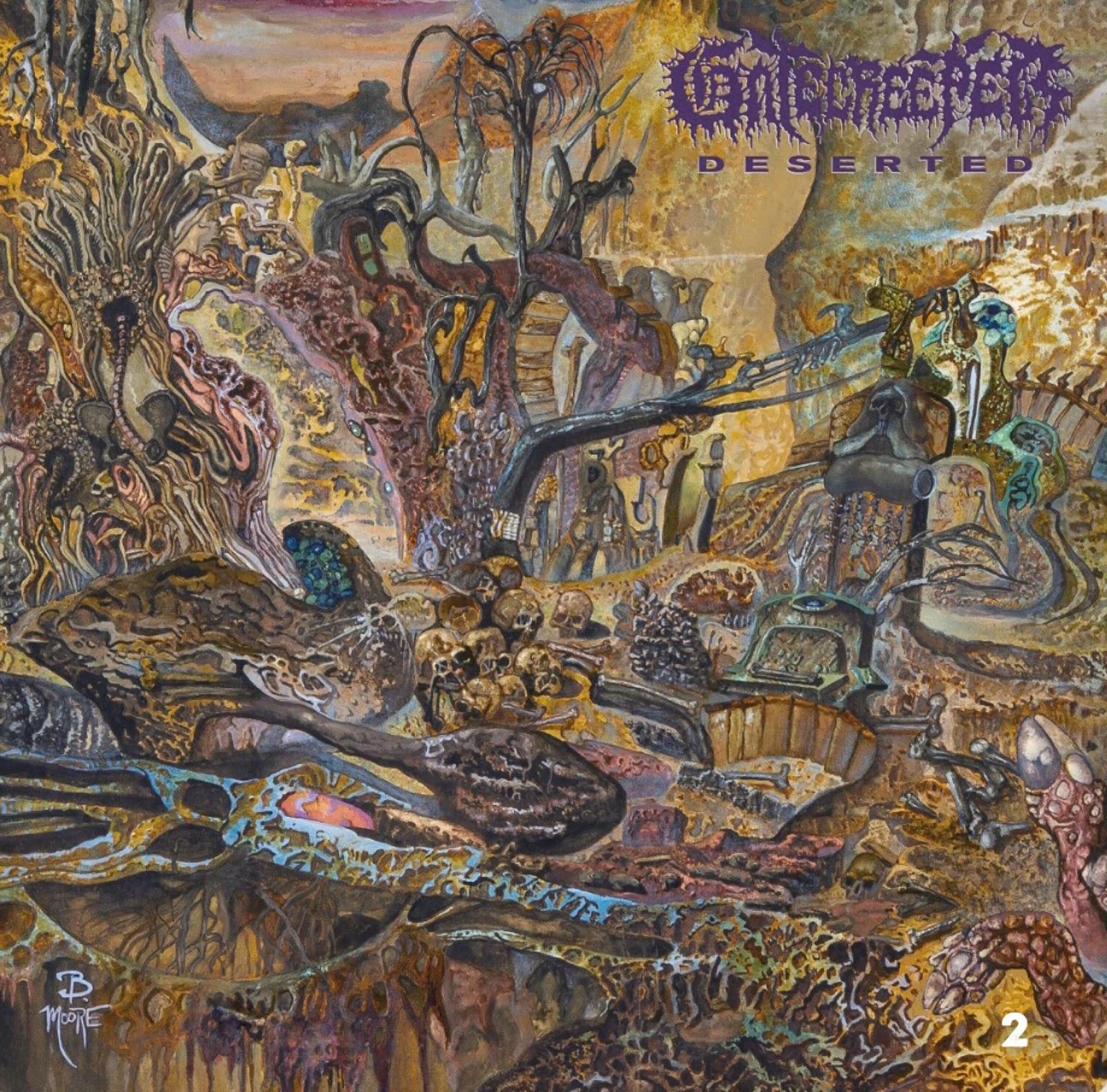 """Gatecreeper """"Deserted"""""""