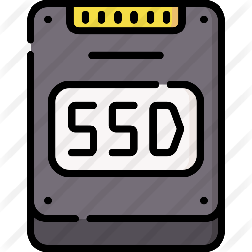 Ssd disk - Free computer icons