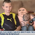 Boy saves little brother's life with trick he learned from a movie!